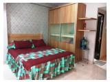 Disewakan Apartemen Tamansari Sudirman-Type Studio 29 m2 Fully Furnished