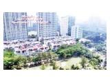 DISEWAKAN Apartemen Springhill Kemayoran (79m2) 1 Br – View Golf & City - BAGUS