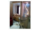 Disewakan – Apartemen Pancoran River Side – Fully Furnished