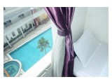 Disewakan Apartment Gardenia Boulevard di Pejaten Jaksel. 2 Bedroom. Full furnished. pool view