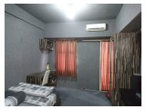 Kamar type studio dengan fasilitas Peredam Suara