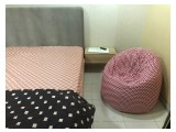 Disewakan Apartemen Taman Sari Sudirman - Studio,Furniture Baru, TV Kabel Dan Wi - Fi Aktif
