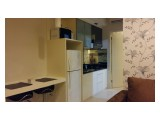 Disewakan Apartemen Cosmo Terrace - 1 BR Furnished (Good Condition)