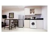 2 BR Apartment The Mansion Kemayoran Tower Emerald By Travelio