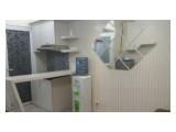 Disewakan Apartemen The Green Pramuka City - 2 BR Full Furnished - Tower Chrysant