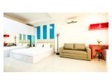 Family Studio Room At Ancol Mansion Apartment By Travelio