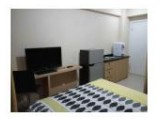 Sewa Apartemen The Green Pramuka City – Studio Furnished – Tower Bougenville, 28th Floor