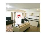 Sewa Apartemen Verde Residence, 2 BR, Fully Furnished, modern minimalist