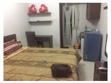 Disewakan Harian / Mingguan / Transit Apartemen Margonda Residence 4 Depok – Studio Fully Furnished