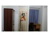 Sewa Apartemen Green Bay Pluit – Studio Full Furnished – Harga Murah