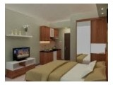 Disewakan Transit / Harian / Mingguan – Margonda Residence – Fully Furnished