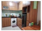 Sewa Tamansari Semanggi type 2 bedroom - ada beberapa pilihan unit bagus - Layout Kotak