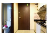 Modern Furnished Studio Apartment Near MT Haryono And Cawang By Travelio