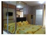 Apartment educity studio harian fasilitas lengkap
