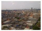 APARTEMEN DISEWAKAN / DIJUAL (DIRECT OWNER) Semi Furnished Apartement Bassura City 3 Kamar Tidur,Lantai 9 (Bikin Hocky )