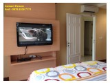 Apartement French Walk For Rent, Best Location at Kelapa Gading Square (Mall Of Indonesia) – 3+1 BR, Full Furnished, Design Interior