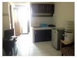 Disewakan Apartemen Perbulan/Perhari, Apartemen Gateway daerah Strategis di Bandung