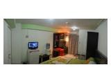 Disewakan 6 bulanan / tahunan / Apartemen Kalibata City – Studio / Full Furnished / bersih