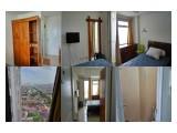 DiSewakan Apartemen GreenLake Sunter Studio dan 2BR Fully Furnieshed