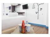 Artistic Studio Room Kebagusan City Apartement By Travelio