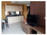 Disewakan Apartemen Waterplace Residence 2Bedroom Tower C, Full Furnished Bagus