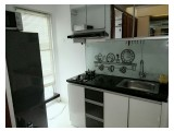 Disewakan Apartemen Riverside Pancoran – 1+1 BR 30 m2 Fully Furnished