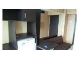 Ruang TV &  Kitchen Set