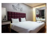 Spacious And Seaview 2BR Pacific Ocean At Ancol Mansion By Travelio