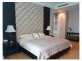 Di Sewakan Apartemen The Peak Sudirman 3BR / 3+1BR Fully Furnished !!!