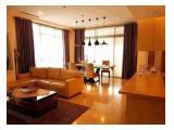 Disewakan / Dijual Apartemen Senopati Suites – 2 BR +1 / 3BR+1 Fully Furnished
