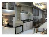 Apartemen Green Palace Tower Viola Studio full furnish mewah