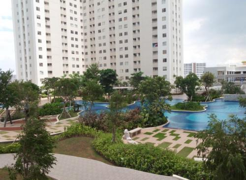 Apartment Name Educity Residence