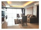 For Rent Sahid Sudirman Residence Apartment - 3 bedroom + 2 (Combined Unit)