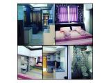 Sewa Apartemen Harian / Mingguan / Bulanan dan Tahunan dengan Fasilitas Lengkap dan Nyaman