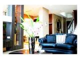 Kemang Village Penthouse 4 BR Double Storey Well Maintained Unit