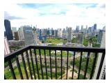 For Rent 2 Bedroom The Wave Rasuna (Coral Sand) High Floor Swimmingpool View