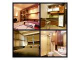DiSewa cepat / Jual murah Apartemen Gardenia Boulevard, Lux FF  1BR /2BR /+2Bath,+Xtra Balcony, Big discount & Many selected units