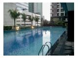 Disewakan Apartment Taman Sari Semanggi, Gatot Subroto ~ 1 Bedroom (45,5 m2), Fully Furnished.