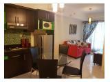 Sewa 1 Bedroom - the 18th Taman Rasuna - interior baru - Langsung owner