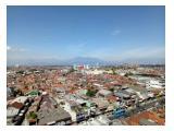 View dari balkon apartemen
