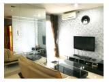 For rent Sahid Sudirman Residence 1BR, size 47sqm, Fully furnished and Good Condition.