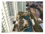 Disewakan & Dijual Apartemen Metro Park Residence – Studio / 2 BR / 3 BR / Kios, Unfurnished, Semi Furnished, Fully Furnished