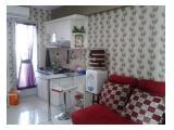 Apartemen Kalibata City Herbras Huk Furnish LUX 2 BR