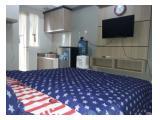 Sewa Harian, Mingguan, Bulanan, Tahunan Apartemen Green Lake View Ciputat - Studio 21 m2 Furnished