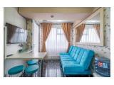 Sewa Harian dan Mingguan Apartemen The Jarrdin Dekat Teras Cihampelas - Full Furnished 2 Bedrooms