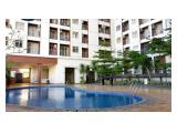 sewa apartemen serpong harian bsd city greenview tangerang green view studio furnished 200rb