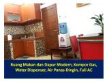 Disewakan Bulanan / Tahunan Apartemen Jati Indah 1 - Full Furnished