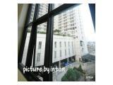 Sewa Harian Apartemen Margonda Residence 3 Depok (Free Wifi) – Studio 24 m2 Full Furnished