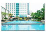 Sewa Apartemen Patria Park Jakarta Timur, 2+1 BR, Full Furnished, 47 M2