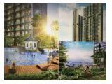 Disewakan Apartement Baru Puri Orchard Cedar High 1BR, 35m2